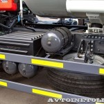 Топливозаправщик с цистерной 17 м³ НПО Авиатехнология на шасси  Volvo FM 6х2 на выставке Комтранс 2013 - 7