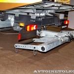 Автоэвакуатор АМЗ №1 с краном-манипулятором Palfinger на шасси Volvo FL на выставке Комтранс 2013 - 4