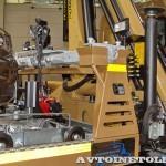 Автоэвакуатор АМЗ №1 с краном-манипулятором Palfinger на шасси Volvo FL на выставке Комтранс 2013 - 6