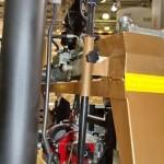 Автоэвакуатор АМЗ №1 с краном-манипулятором Palfinger на шасси Volvo FL на выставке Комтранс 2013 - 8