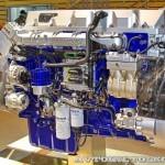 Двигатель Volvo D13C на выставке Комтранс 2013 - 3
