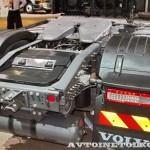 Магистральный тягач Volvo FH16 с двигателем 540 л.с. и кабиной Globetrotter XL на выставке Комтранс 2013 - 9