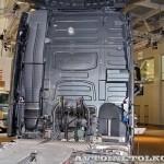 Магистральный тягач Volvo FH16 с двигателем 540 л.с. и кабиной Globetrotter XL на выставке Комтранс 2013 - 10