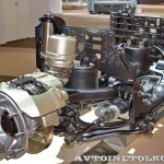 Независимая передняя подвеска Volvo IFS на выставке Комтранс 2013 - 2