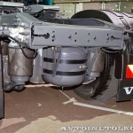 Магистральный тягач Volvo FH Supernova с двигателем 460 л.с. и кабиной Globetrotter на выставке Комтранс 2013 - 6