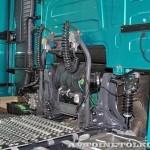Магистральный тягач Volvo FH Supernova с двигателем 460 л.с. и кабиной Globetrotter на выставке Комтранс 2013 - 8