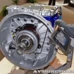 12-ступенчатая роботизированная коробка передач Volvo I-Shift с электронным управлением на выставке Комтранс 2013 - 2