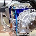 12-ступенчатая роботизированная коробка передач Volvo I-Shift с электронным управлением на выставке Комтранс 2013 - 3