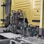 Седельный тягач Volvo FM с двигателем 420 л.с. и кабиной Globetrotter на выставке Комтранс 2013 - 6