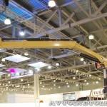 Бортовая платформа Техпро с краноманипуляторной установкой HIAB на шасси Volvo FL на выставке Комтранс 2013 - 3