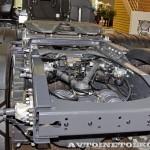 Седельный тягач Volvo FMX с двигателем 420 л.с. и кабиной Globetrotter на выставке Комтранс 2013 - 4