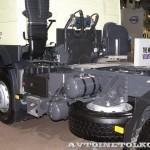 Седельный тягач Volvo FMX с двигателем 420 л.с. и кабиной Globetrotter на выставке Комтранс 2013 - 3