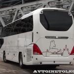 туристический автобус Neoplan Cityliner P14 на выставке Комтранс 2013 - 3