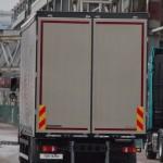 Шторный фургон Мосдизайнмаш на шасси MAN TGM 18.250 4x2 BL на выставке Комтранс 2013 - 4