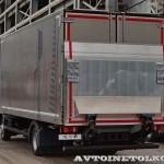 Изотермический фургон с грузоподъемным бортом BAR на шасси MAN TGL 12.180 4x2 BL на выставке Комтранс 2013 - 4