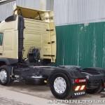 Седельный тягач Volvo FM с двигателем 420 л.с. и кабиной Globetrotter на выставке Комтранс 2013 - 2