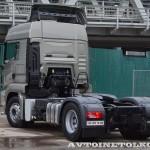 Седельный тягач MAN TGS 19.400 4x2 BLS-WW на выставке Комтранс 2013 - 3