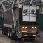 Мусоровоз Zoeller Medium XL-S3 с кузовом объемом 22 м³ на шасси MAN TGM 26.290 6x2-4 BL на выставке Комтранс 2013 - 2