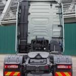 Магистральный тягач Volvo FH с двигателем 460 л.с. и кабиной Globetrotter XL на выставке Комтранс 2013 - 3