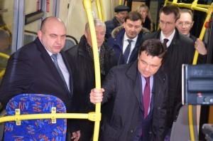 Группа ГАЗ обновит автобусный парк Московской области - 3