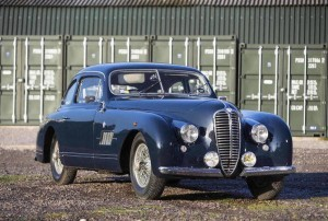 1950 Delahaye 135M Coupe by Guillore chassis 801428
