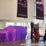 Церемония выдачи 10,000-го автомобиля Infiniti реализованного по программе Infiniti Finance - 5