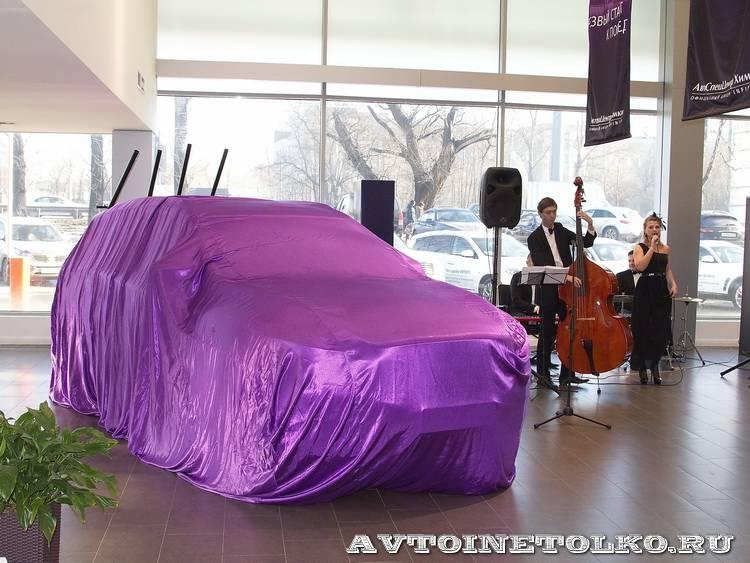 Церемония выдачи 10,000-го автомобиля Infiniti реализованного по программе Infiniti Finance - 1