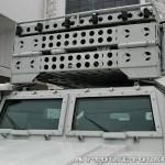 Штурмовой автомобиль Абаим-Абанат на выставке Интерполитех - 1