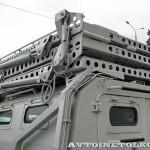 Штурмовой автомобиль Абаим-Абанат на выставке Интерполитех - 3