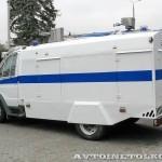 Водометный автомобиль Гроза АСВ-2,0-20 (3310) модель 120ВР на выставке Интерполитех - 3