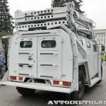 Штурмовой автомобиль Абаим-Абанат на выставке Интерполитех - 5