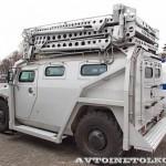 Штурмовой автомобиль Абаим-Абанат на выставке Интерполитех - 8