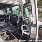 Штурмовой автомобиль Абаим-Абанат на выставке Интерполитех - 9