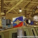 Специальная инженерная машина Торнадо на выставке Интерполитех - 2