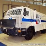 Водометный автомобиль Шторм АСВ-6,0-30 (53605) модель 110ВР на выставке Интерполитех - 10