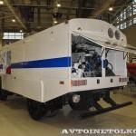 Водометный автомобиль Шторм АСВ-6,0-30 (53605) модель 110ВР на выставке Интерполитех - 16