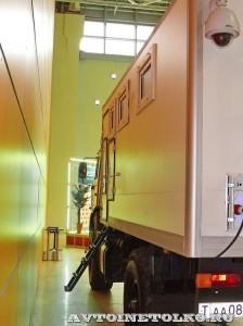 мобильный комплекс МКИОН ОАО НПЦ Средства Спасения на Международном салоне Комплексная безопасность 2013 - 5