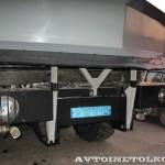 Водометный автомобиль ЛУВР-9,0-60 (532362) модель 100БВР Лавина-Ураган на выставке Интерполитех - 6