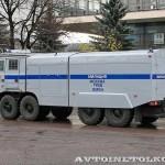 Водометный автомобиль ЛУВР-9,0-60 (532362) модель 100БВР Лавина-Ураган на выставке Интерполитех - 2