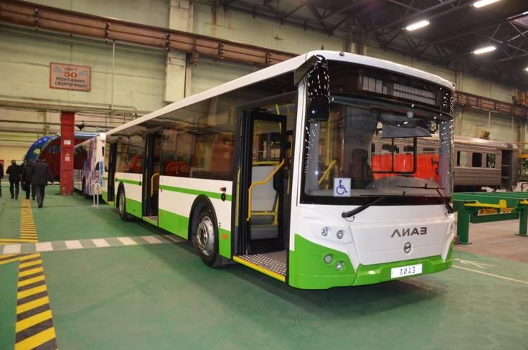 Группа ГАЗ обновит автобусный парк Московской области - 1