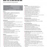 Топливозаправщик Бецема БЦМ-229.3 с цистерной объемом 15 м³ на шасси MAN TGS 33.480 6x6 BB-WW на выставке Комтранс 2013 - 9