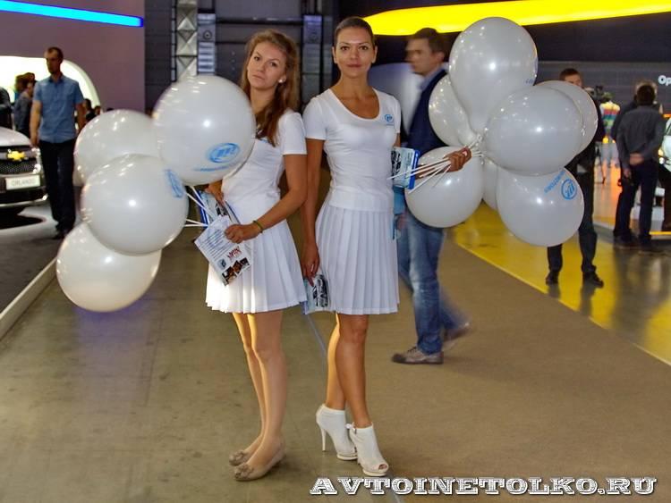 Lifan на Московском Автосалоне ММАС 2012