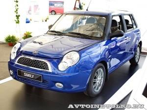 Легковой автомобиль Lifan Smily на Московском Автосалоне ММАС 2012 - 4