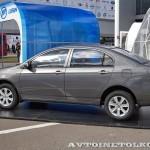 Легковой автомобиль Lifan Solano на Московском Автосалоне ММАС 2012 - 2