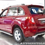 Легковой автомобиль Lifan X60 на Московском Автосалоне ММАС 2012 - 4