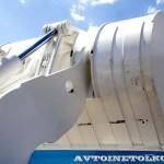 Шахтная погрузочно-доставочная машина GHH LF-11H на выставке MiningWorld Russia 2013 - 3