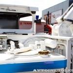 Шахтная погрузочно-доставочная машина GHH LF-11H на выставке MiningWorld Russia 2013 - 4
