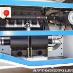 Шахтная погрузочно-доставочная машина GHH LF-11H на выставке MiningWorld Russia 2013 - 5