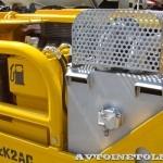 Шахтная погрузочно-доставочная машина Fadroma LK-2AC на выставке MiningWorld Russia 2013 - 1