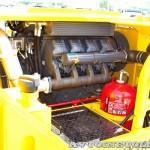 Шахтная погрузочно-доставочная машина Fadroma LK-2AC на выставке MiningWorld Russia 2013 - 2